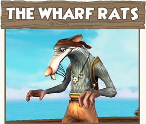 Rats on a Wharf