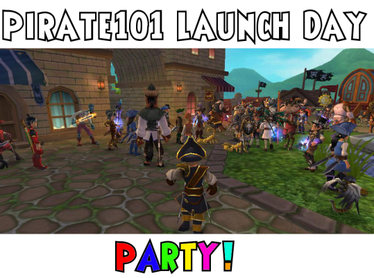 Pirate101 Head Start!   Tales of the Spiral